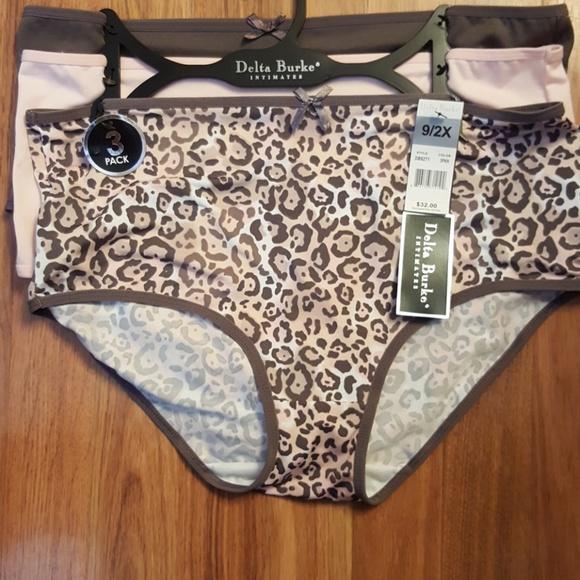 9aca8460ccf02 3-pack bikini ~ plus size 2x 9 Delta Burke